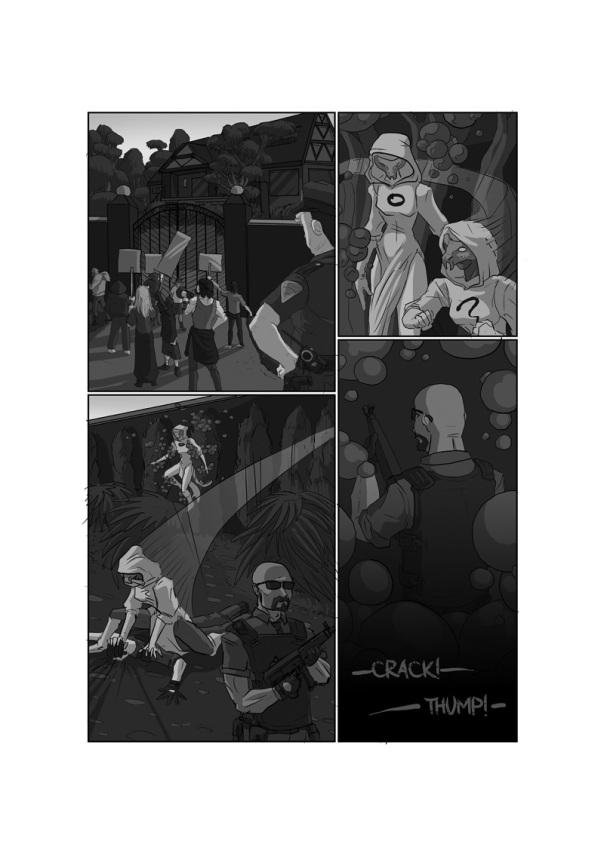 Art: Gennifer Bone and Adam Black
